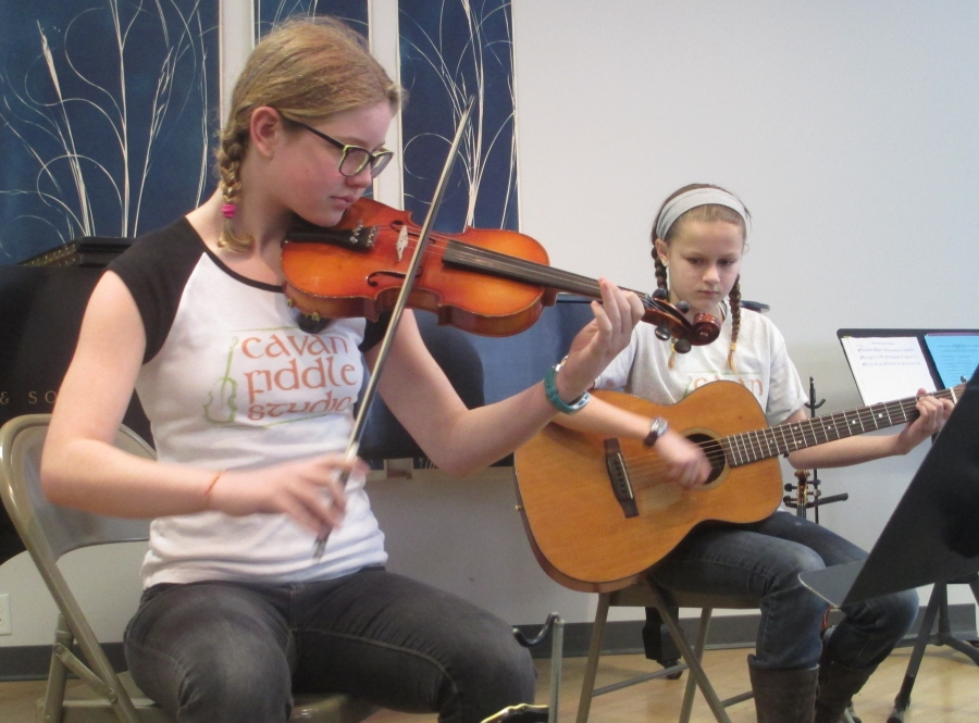 2013 Spring Music Party 019